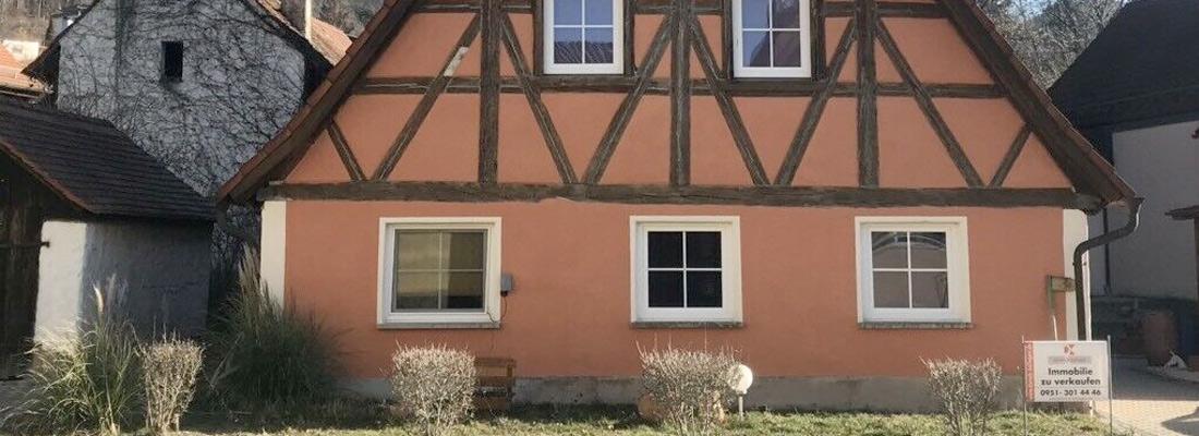 2 Anwesen im Herzen von Ketschendorf